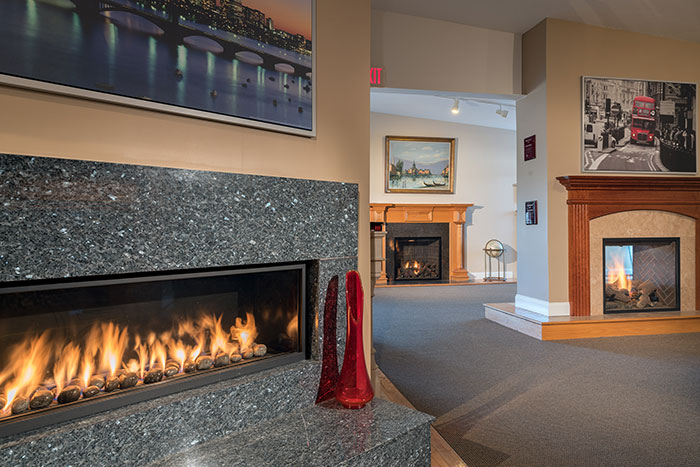 Best Gas Electric Amp Wood Fireplaces In Ma Anderson