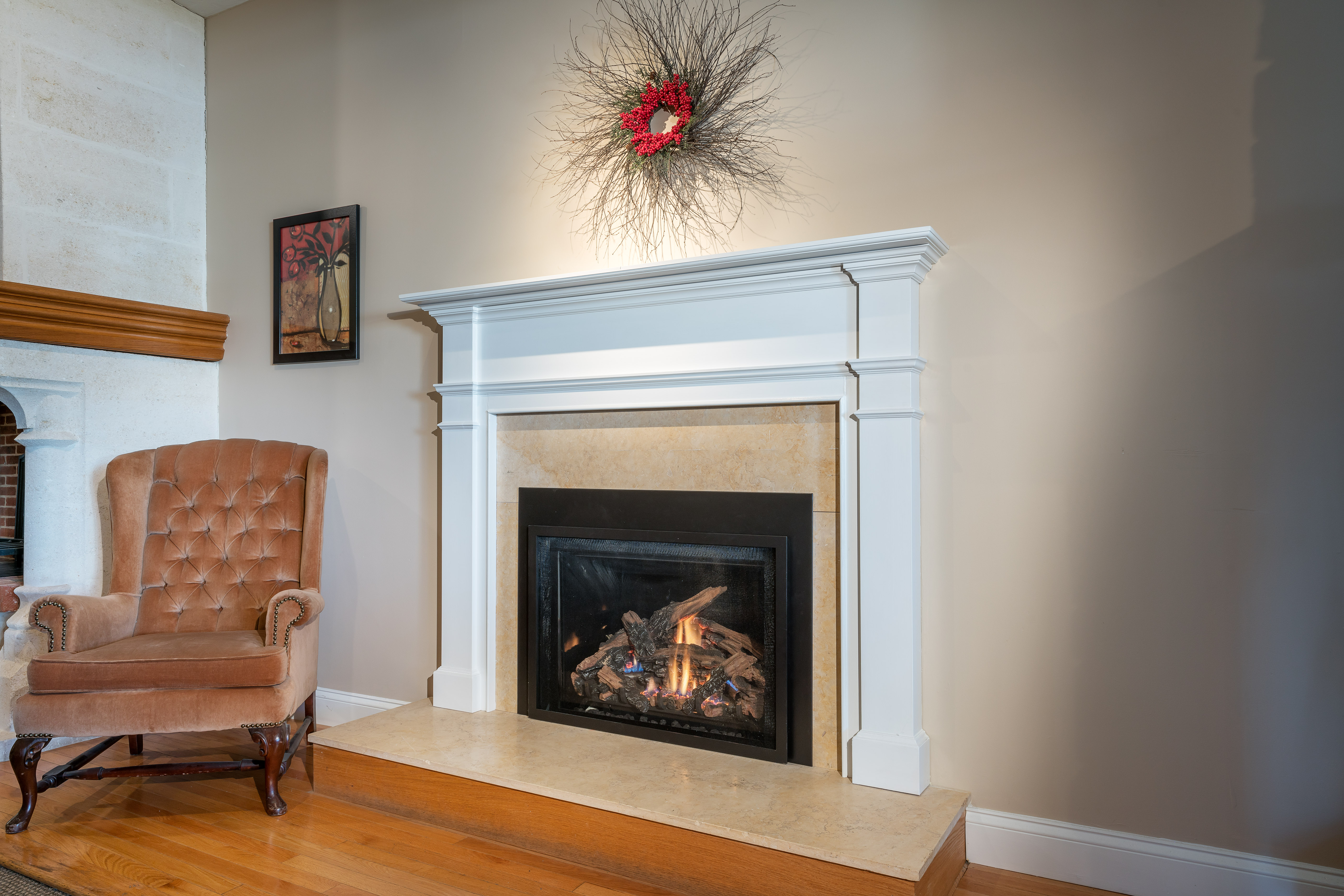 What Is A Fireplace Insert Anderson Fireplace