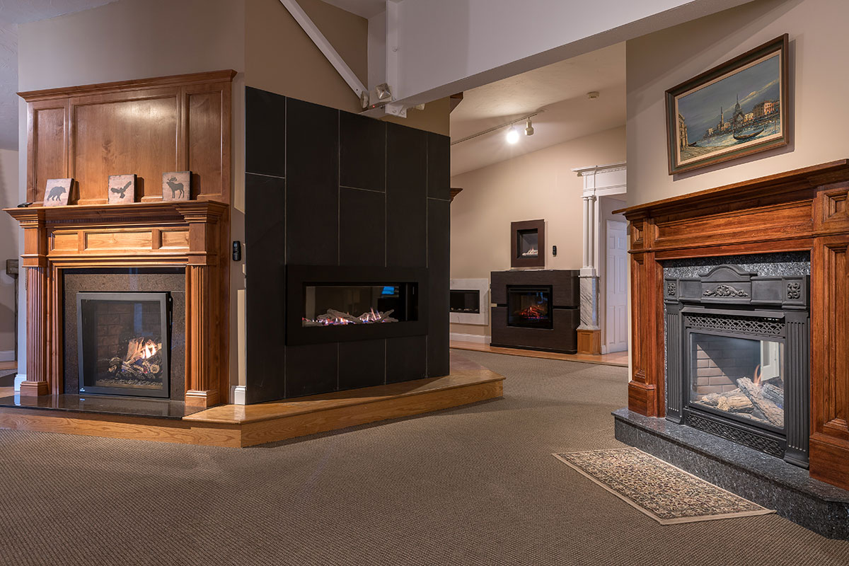 Best Gas, Electric & Wood Fireplaces in MA | Anderson Fireplace