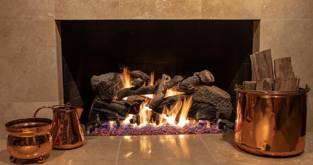 Best Gas Electric Wood Fireplaces In Ma Anderson Fireplace